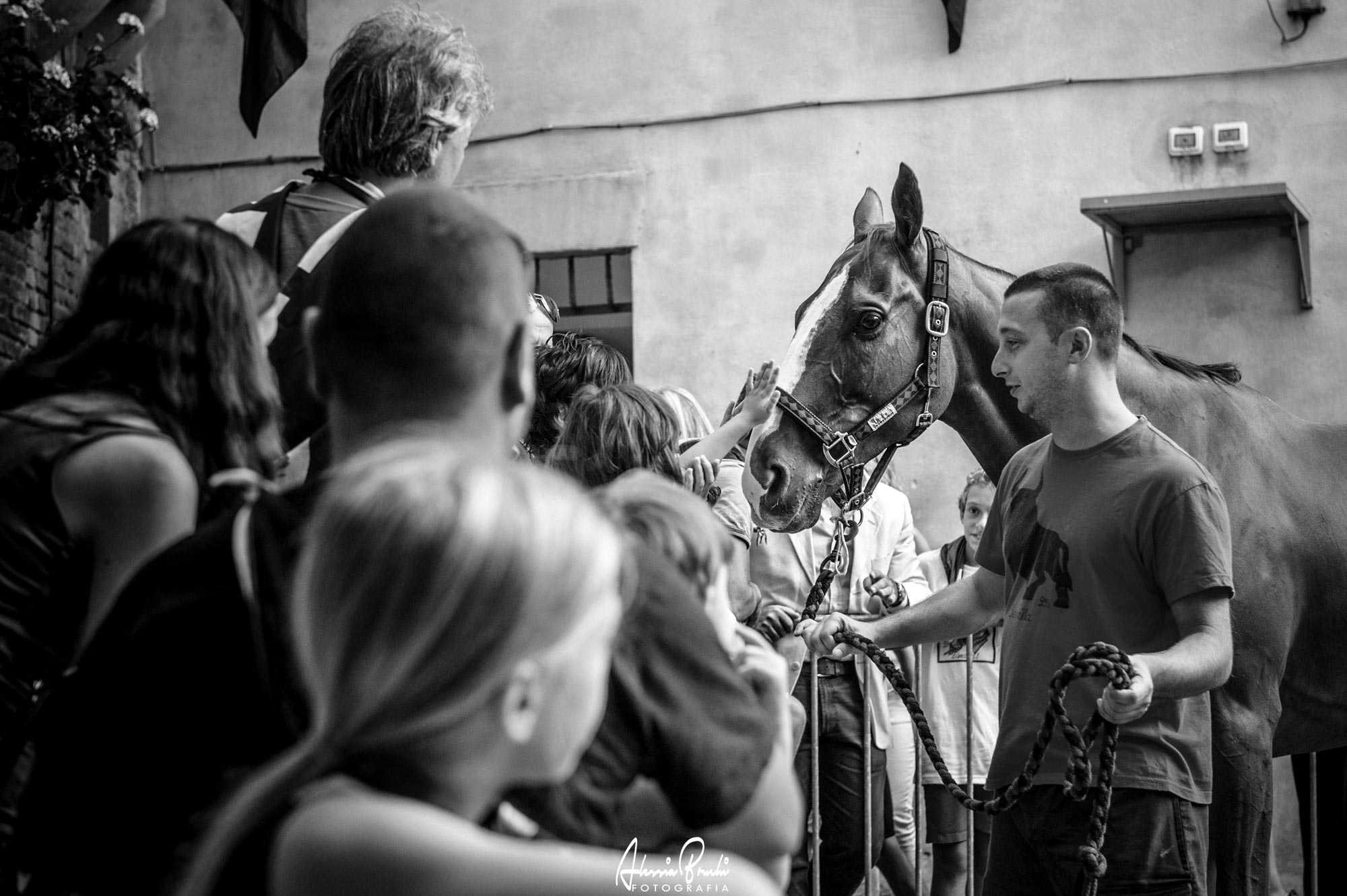 "Photographic Reportage Workshop ""Photographing the Palio di Siena"" with Alessia Bruchi, Sienese journalist and expert photographer of the Palio di Siena"